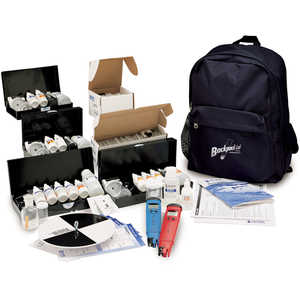 Hanna Instruments Backpack Lab Water Quality Education Test Kit