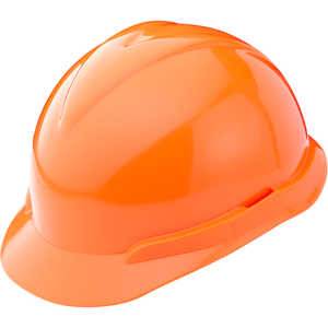 MSA Vanguard Type II Cap, Orange