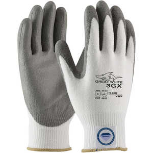Great White® 3GX™ Dyneema® Diamond Cut-Resistant Work Gloves