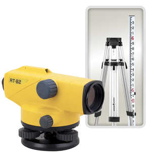 Topcon AT-B2 Automatic Level Kit