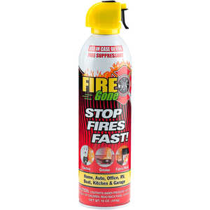 Fire Gone Fire Extinguisher, 16 oz.