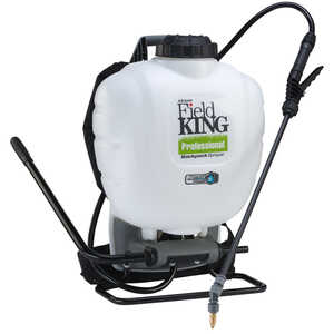 Field King Professional Backpack Sprayer, 4 Gal