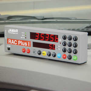 Jamar Technologies RAC Plus I DMI w/Vehicle Kit & Modular Sensor