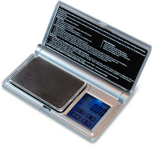Pesola Touch Screen Digital Pocket Scale