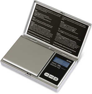 Pesola Digital Pocket Scale, 1000g