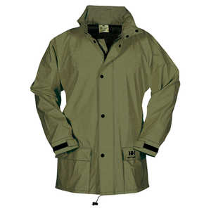 Dark Green, XXX-Large Helly Hansen Impertech Deluxe Jacket