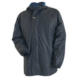 Navy Blue, XXXX-Large Helly Hansen Impertech Sanitation Jacket
