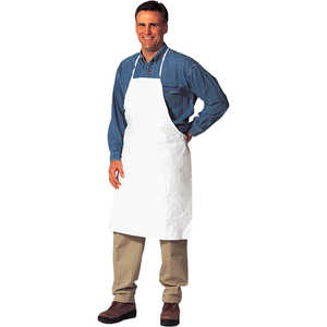 DuPont Tyvek Safety Apron, Case of 100