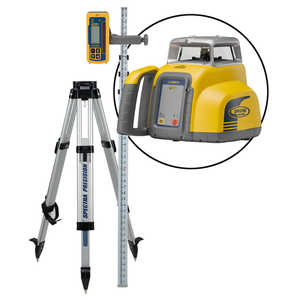 Spectra Precision LL300 Laser Level Package