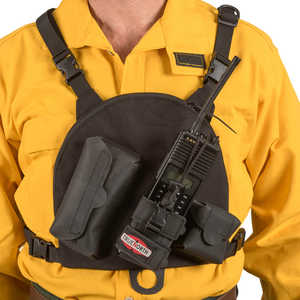 True North Universal Gen 2 Single Radio Chest Harness