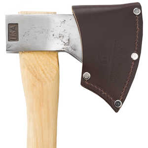 Council Velvicut Hudson Bay Belt Hatchet w/Leather Edge Guard