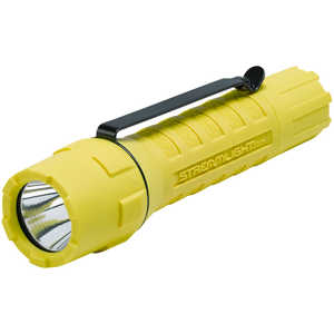 Streamlight PolyTac Flashlight, Yellow