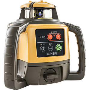 Topcon RL-H5A Self-Leveling Laser Level with Rechargeable Battery and LS-100D Laser Sensor