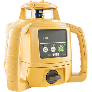 Topcon RL-H5B Self-Leveling Laser Level with LS-80L Laser Sensor