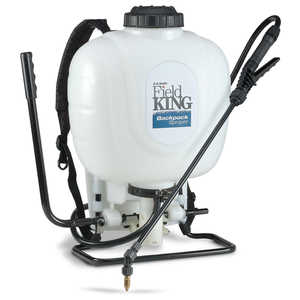 Field King Backpack Sprayer, 4 Gal.
