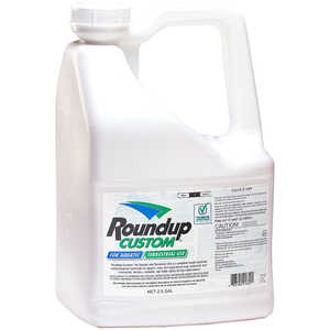Roundup Custom Herbicide, 2.5 Gallon Jug