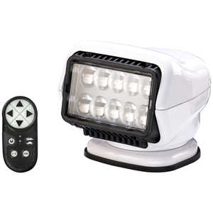 Golight Stryker LED Wireless Remote Controlled Spotlight with Magnetic Mount