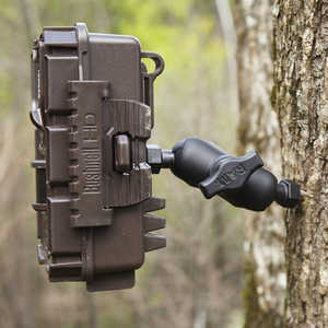 "RAM Tough-Tap Universal Trail Camera Mount, 1/4"" x 20 Thread"