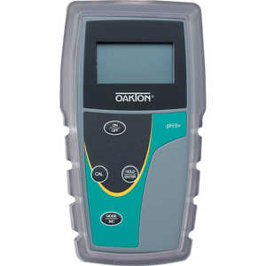 Oakton pH 6+ Meter with Single-junction Electrode, ATC Probe