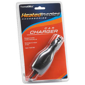 ThermaCELL Heated Insoles 12V DC Charger