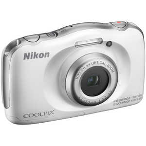 Nikon Coolpix W100 Compact Digital Camera