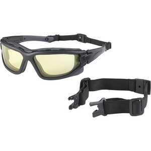 Pyramex I-Force Safety Goggle, Amber Lens