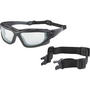 Pyramex I-Force Safety Goggle, Clear Lens