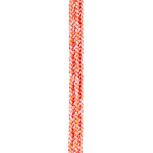 "Samson Vortex 24-Strand True Climbing Rope, 1/2"" x 150' Hank, Hot Color"