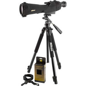 Nikon ProStaff 5 Fieldscope Outfit Package, 20-60x82mm