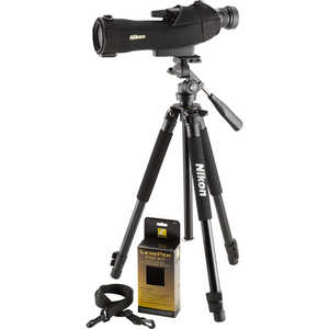 Nikon ProStaff 5 Fieldscope Package, 16-48 x 60mm