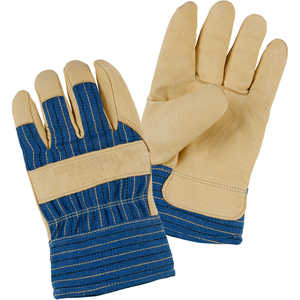 Wells Lamont® Thermofill™-Lined Leather Palm Gloves