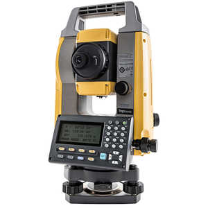 "Topcon ES-62 2"" Reflectorless Dual Display Total Station with Bluetooth"