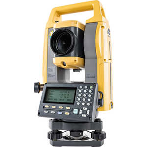 "Topcon GM-103 3"" Single Display Total Station"