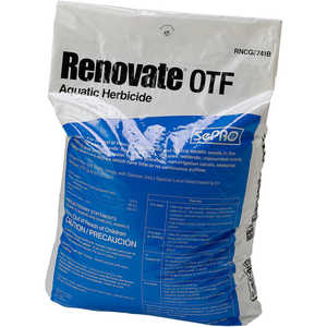 Renovate OTF Aquatic Herbicide, 40 lb. Bag