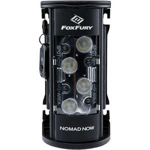 FoxFury Nomad NOW Portable Light with Utility Mount System