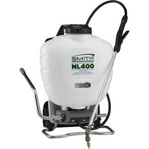 Smith Performance Sprayers NL401 No-Leak Backpack Sprayer, 4 Gal.