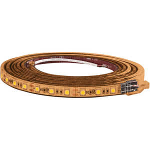 LED Light Strip, Amber, 96""