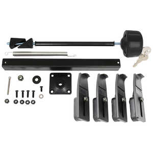 RAM Security Kit for No-Drill Vehicle Laptop Mounts