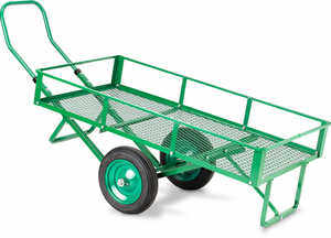Flat Hauler Nursery Cart