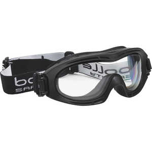 Bollé Backdraft Fire Fighting Goggles, Clear Lens