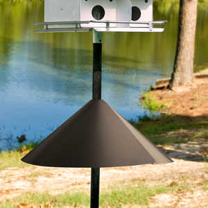 "Woodlink 18"" Wrap Around Squirrel Baffle"