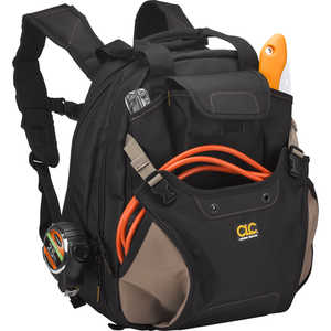 CLC Tool Works 44-Pocket Deluxe Tool Backpack
