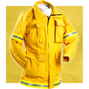 FireLine® 9 oz. Ultra Soft®  Firefighting Coat