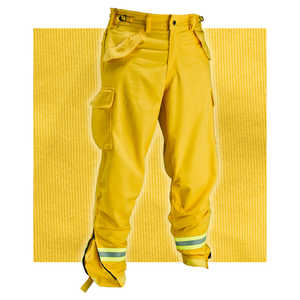 FireLine™ 9 oz. Ultra Soft Cotton Overpants with Reflective Trim