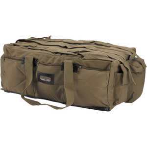 Texsport Canvas Tactical Bag, Olive Drab