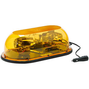North American Signal Company Action Lite Micro Mini Rotator Light Bar