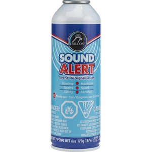 Safety Signal Horn Refill, 6 oz.