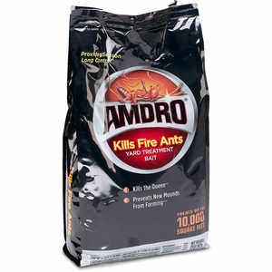 Amdro Yard Treatment Fire Ant Bait, 5 lbs.