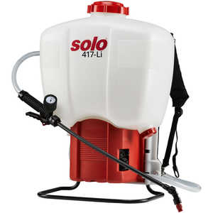 Solo Model 417-Li Rechargeable Backpack Sprayer