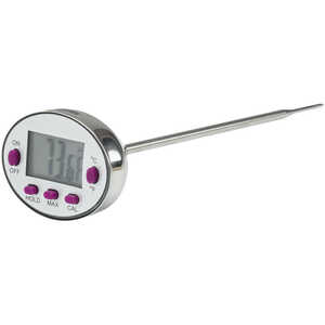 Cal-Temp Quick-Reading Calibrateable Digital Thermometer